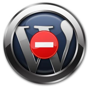 Private WordPress, accès interdit