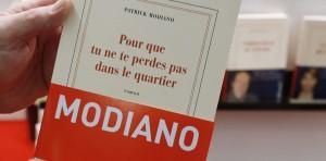 Le livre de Patrick MODIANO